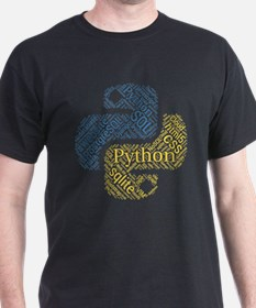 Python Programmer & Developer T-Shirt