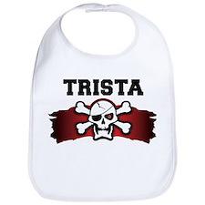 trista is a pirate Bib