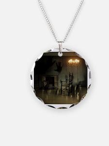Unique Grim reaper Necklace