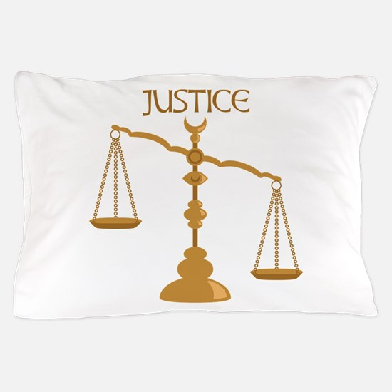 Justice Pillow Case