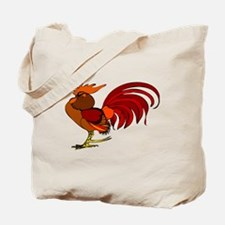 Cute Rooster Tote Bag