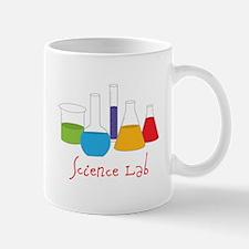 Science Lab Mugs