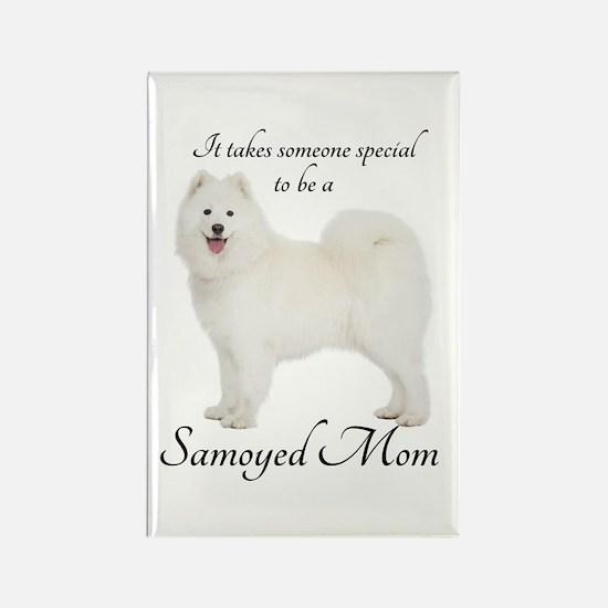 Samoyed Mom Magnets