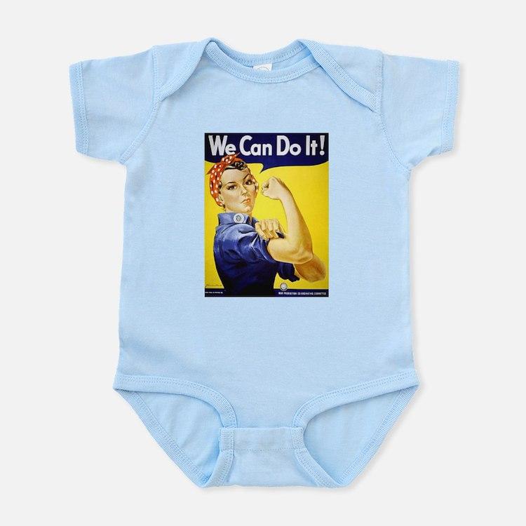 Cute Liberal store Infant Bodysuit
