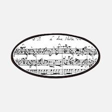 Bach's Brandenburg 6 Concerto Patch