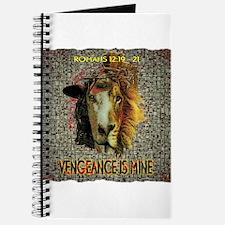VENGEANCE IS MINE Journal