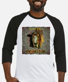 VENGEANCE IS MINE Baseball Jersey