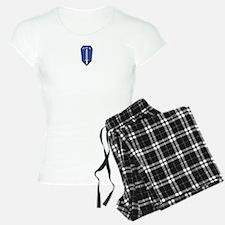 Army Infantry School Pajamas