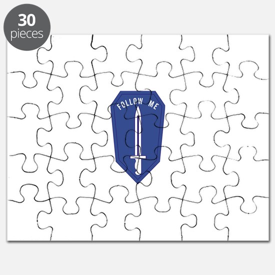 Army Infantry School Puzzle