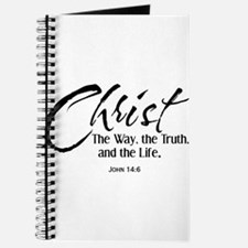 Christ the way the truth and the life Journal