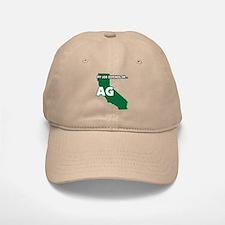 My Job Depends On Ag California Decal Baseball Baseball Baseball Cap