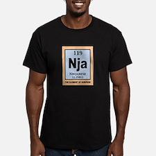 Cute Scientist ninja T