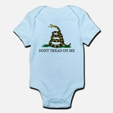 Cute Gadsden flag Infant Bodysuit