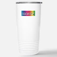 Cute Coexistence Travel Mug
