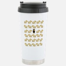 Unique Black sheep Travel Mug
