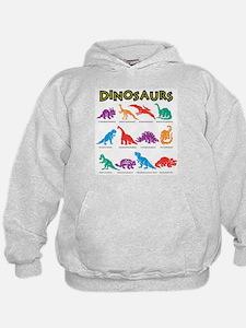 Unique Dinosaur Hoodie