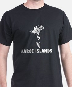 Faroe Islands Silhouette T-Shirt