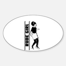 Rude Girl Decal