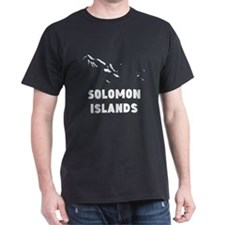 Solomon Islands Silhouette T-Shirt