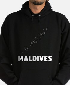 Maldives Silhouette Hoodie