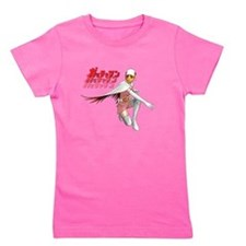 Unique G force Girl's Tee