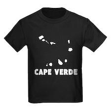 Cape Verde Silhouette T-Shirt