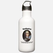 Voltaire Laws Water Bottle