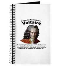 Voltaire Excusable Journal