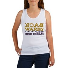 Unique Ballroom Women's Tank Top
