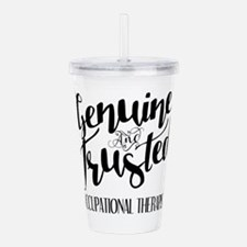Genuine and Trusted Oc Acrylic Double-wall Tumbler