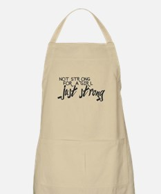 Just Strong Apron