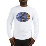 WYOMING Long Sleeve T-Shirt