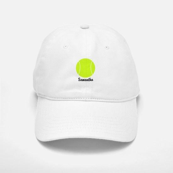 Tennis Ball Baseball Cap