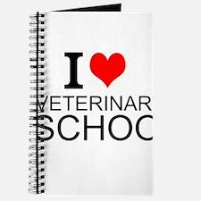 I Love Veterinary School Journal