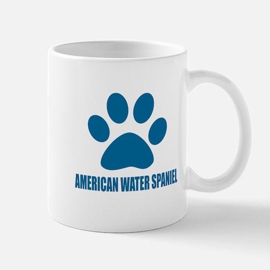 American Water Spaniel Dog Desig Mug