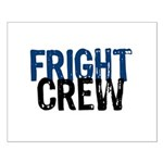 Fright Crew Halloween Small Poster