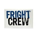 Fright Crew Halloween Rectangle Magnet (100 pack)