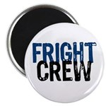 Fright Crew Halloween Magnet