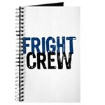 Fright Crew Halloween Journal