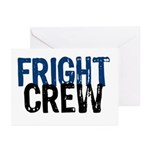 Fright Crew Halloween Greeting Cards (Pk of 10)