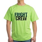 Fright Crew Halloween Green T-Shirt