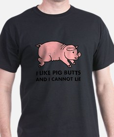 Unique I love pork T-Shirt