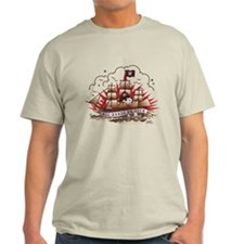 Peanuts All Hands on Deck Light T-Shirt