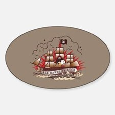 Peanuts All Hands on Deck Decal