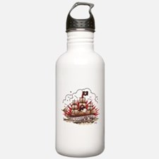 Peanuts All Hands on D Water Bottle