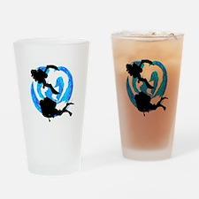 SCUBA Drinking Glass