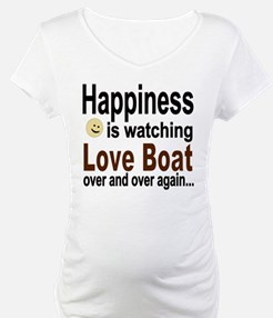Happiness Is Watching The Love B Shirt