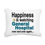 Generalhospitaltv Rectangle Canvas Pillows