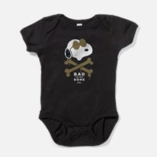 Peanuts Bad to the Bone Baby Bodysuit