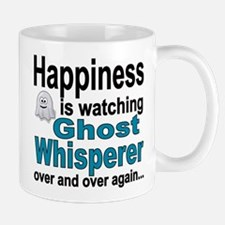 Happiness Is Watching Ghost Whisperer Mugs